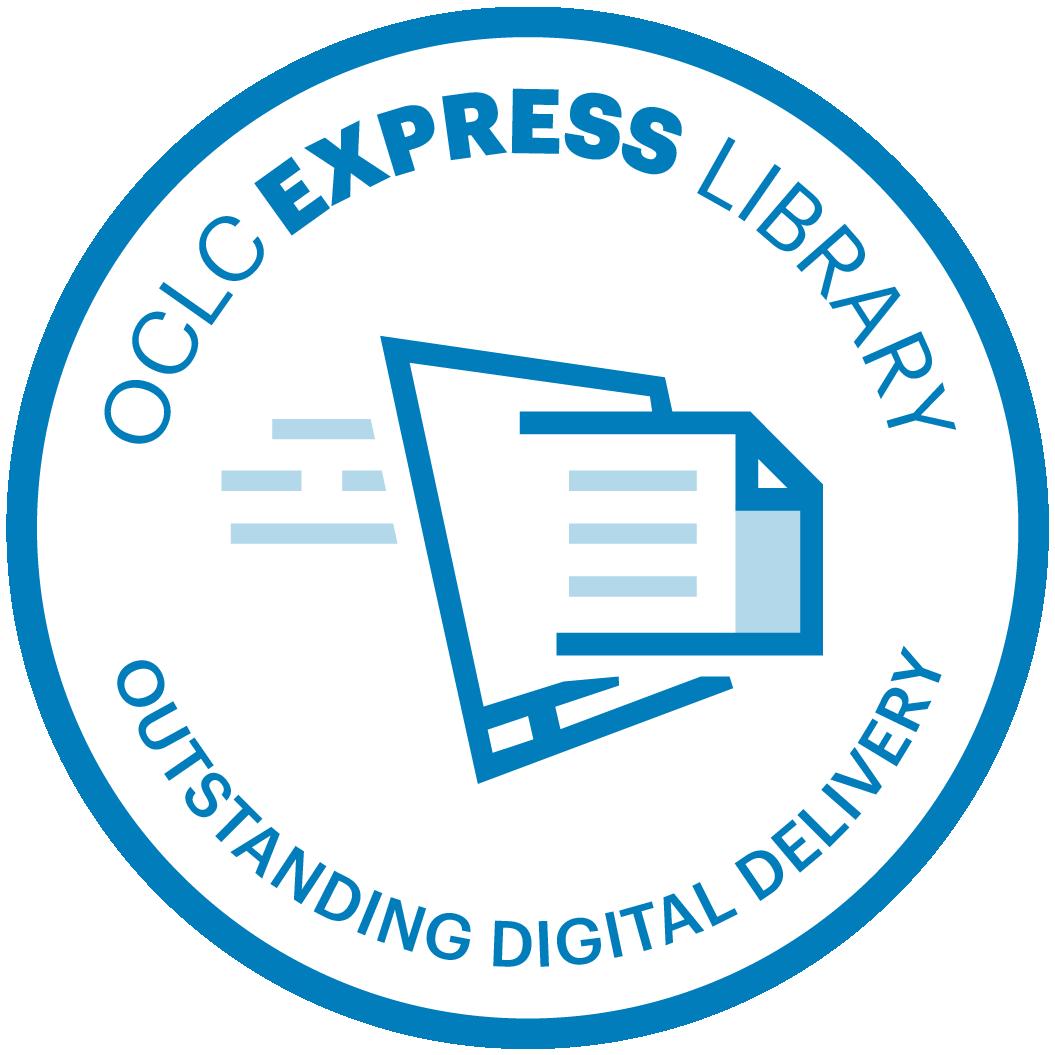 OCLC Express Library badge